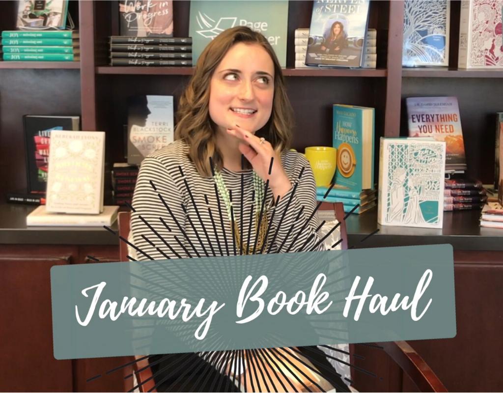 january 2020 book haul