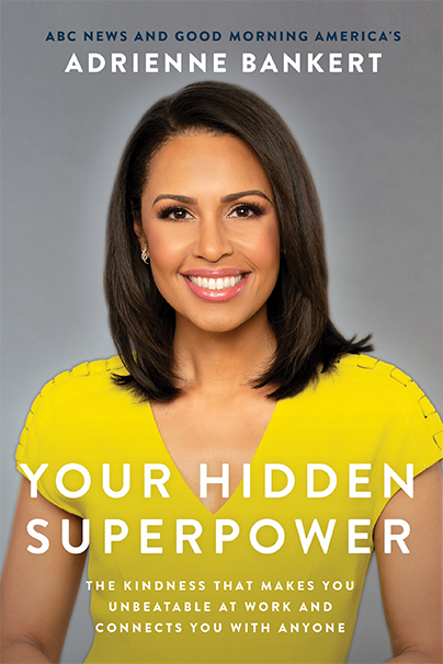 The book cover Your Hidden Superpower by Adrienne Bankert