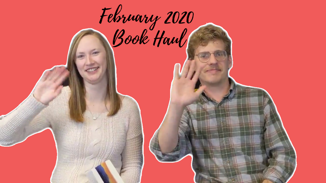 february book releases book haul