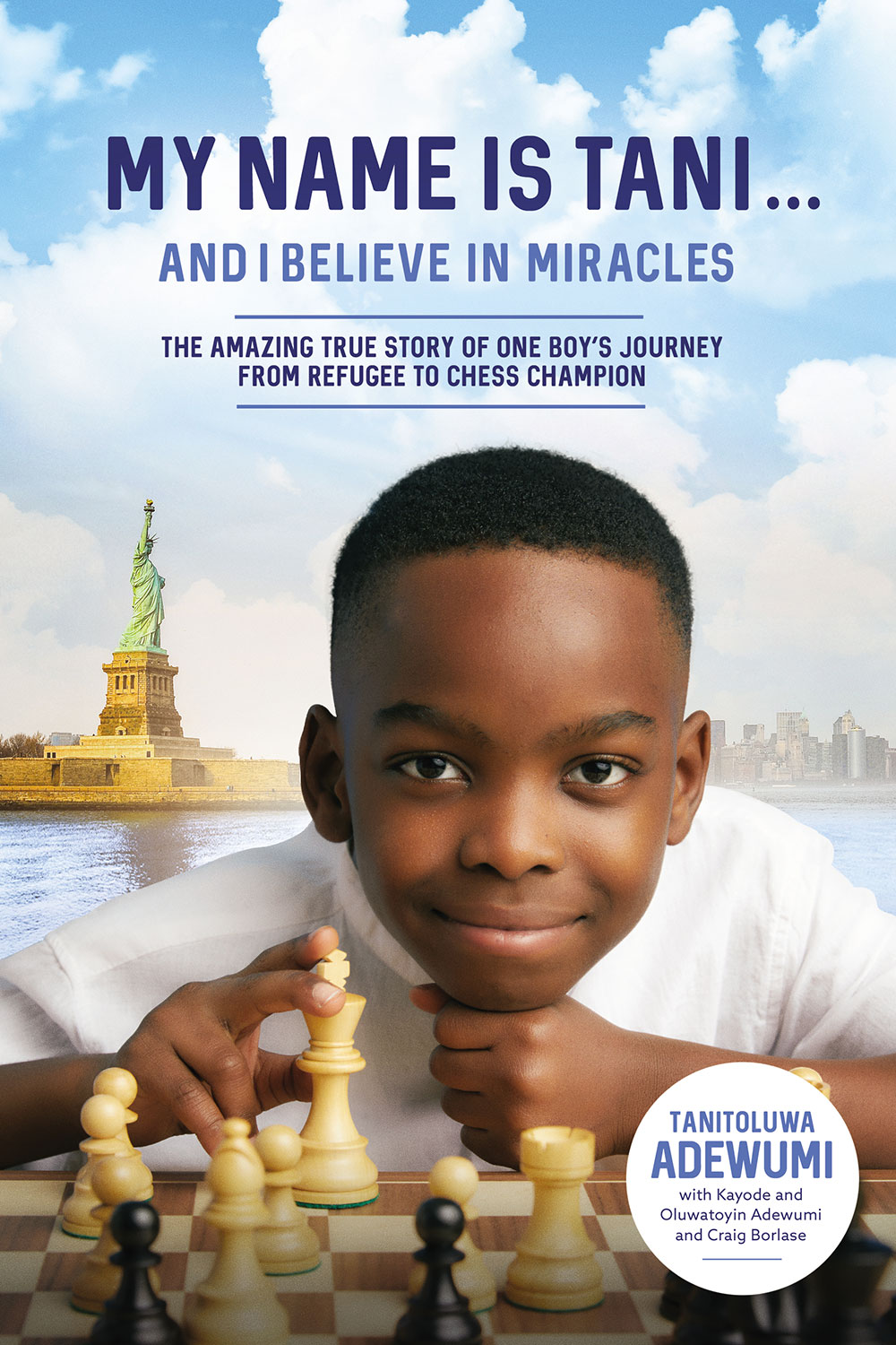 april book releases my name is tani chess champion