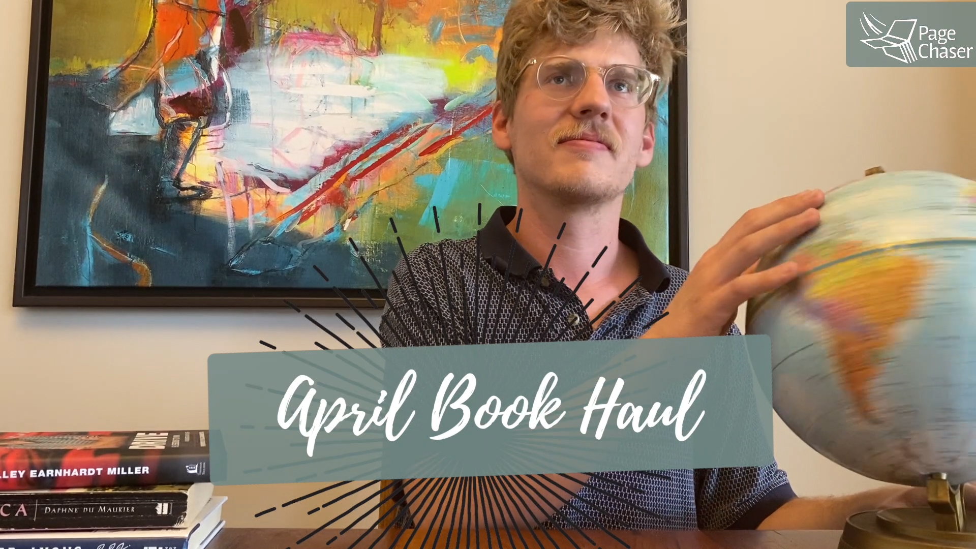 april 2020 book haul