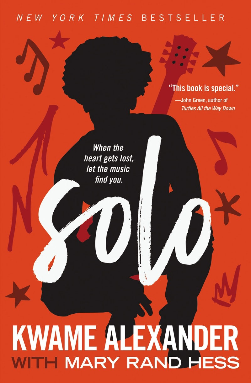 national poetry month solo
