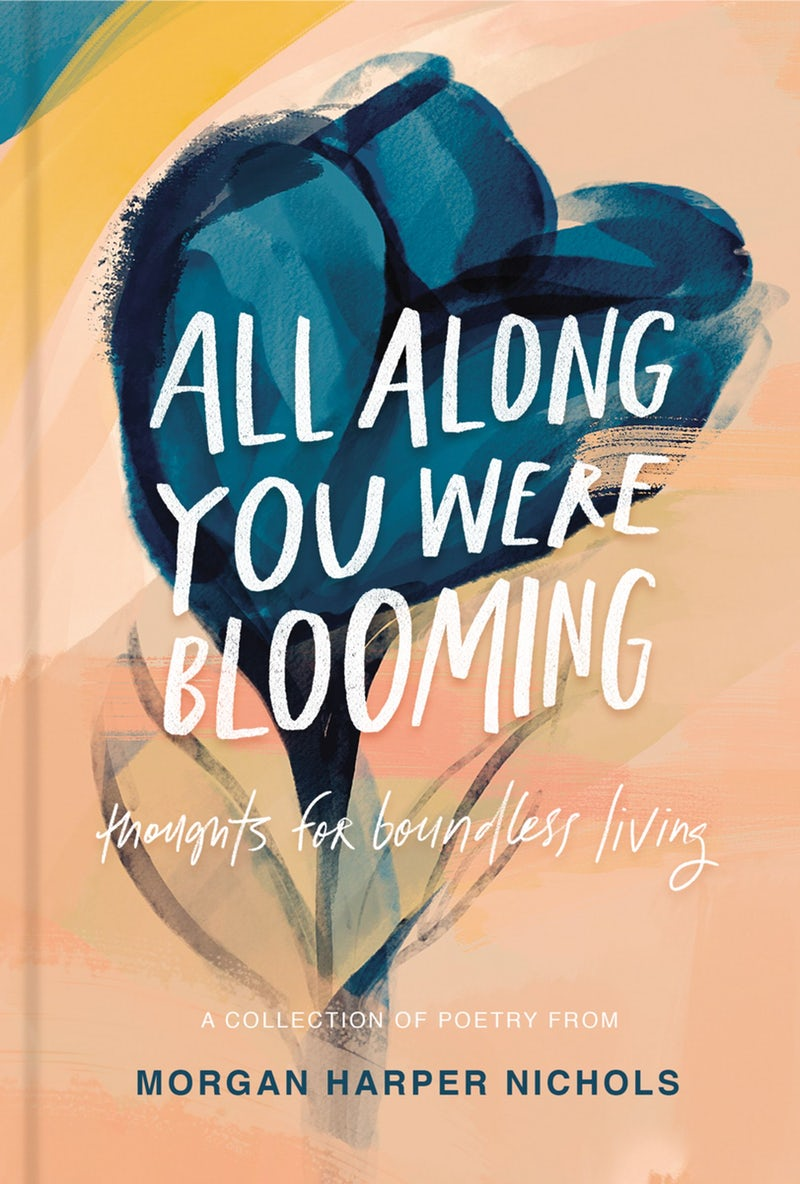 national poetry month all along you were blooming
