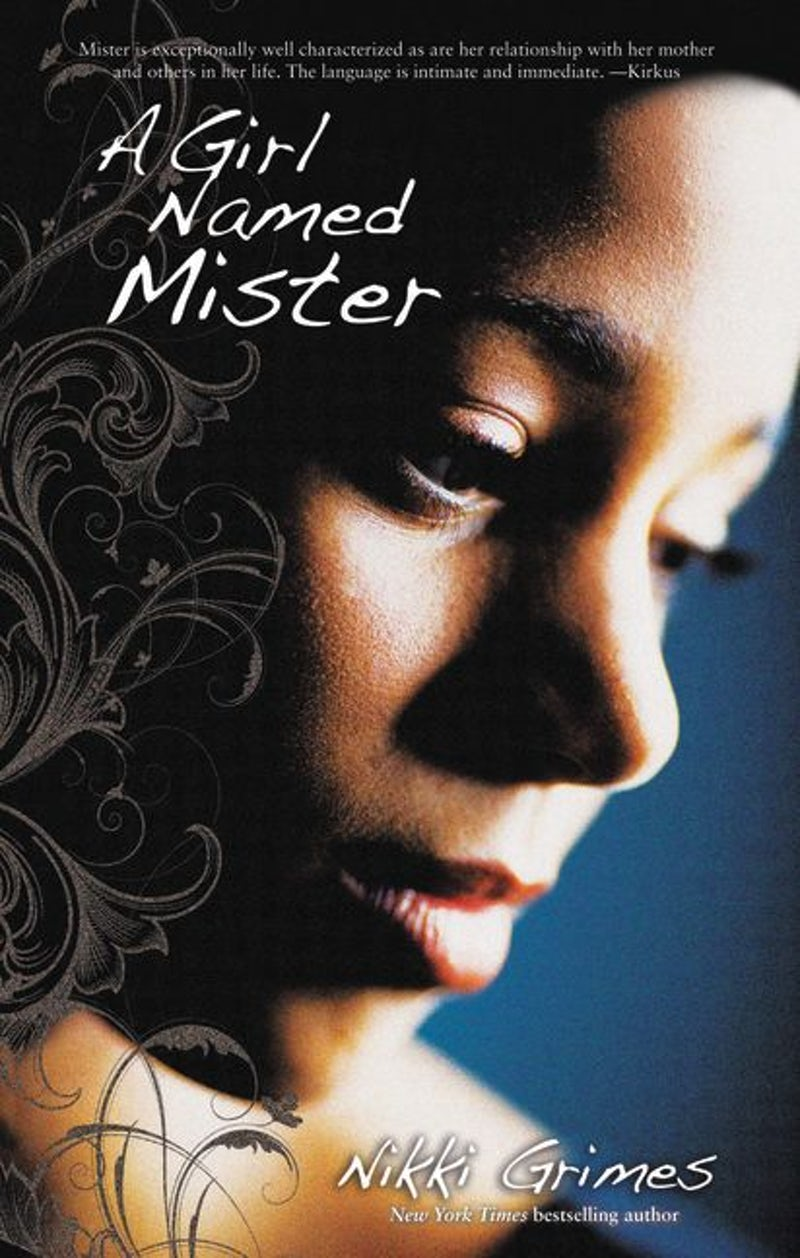 national poetry month a girl named mister
