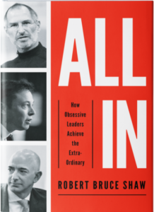 All In by Robert Bruce book cover