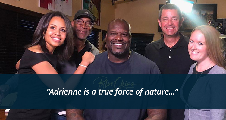 """Shaq"" Shaquille O'Neal, Business Mogul, Basketball Hall of Famer, TNT Analyst, Inside the NBA"