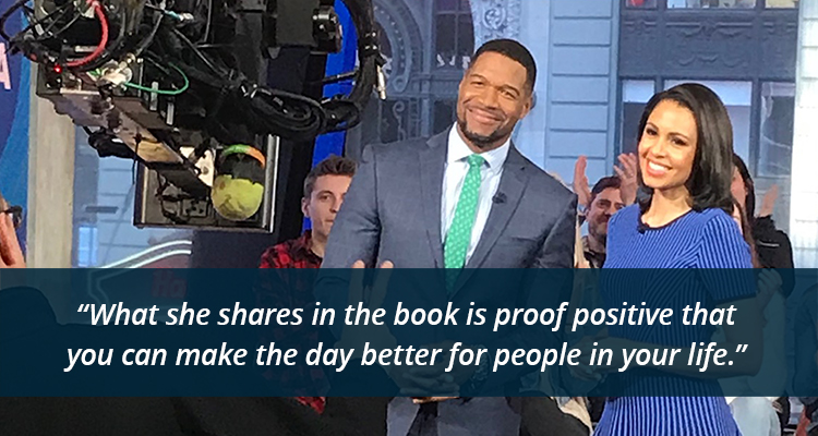 Michael Strahan, Good Morning America Co-Anchor and Fox NFL Analyst