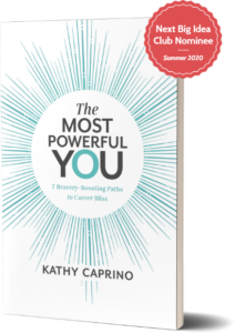 The Most Powerful You book by Kathy Caprino
