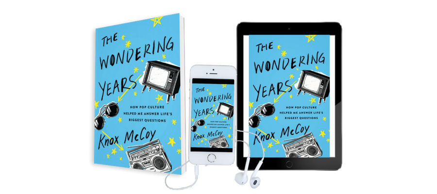 june book of the month the wondering years