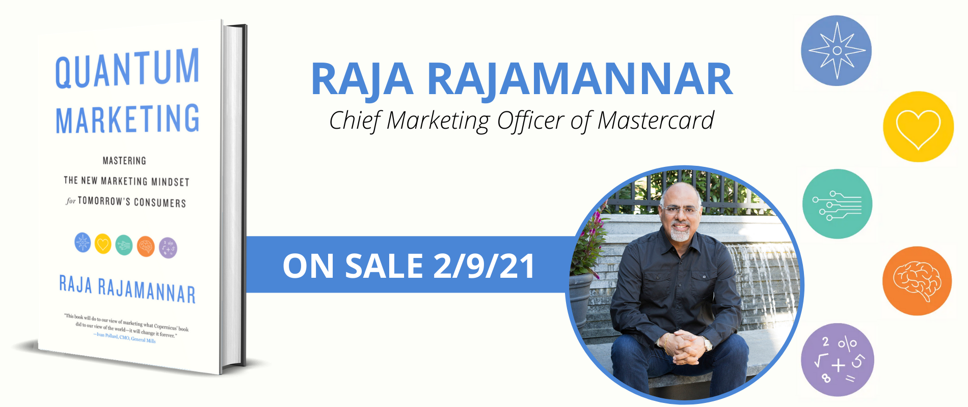 Quantum Marketing by Raja Rajamannar