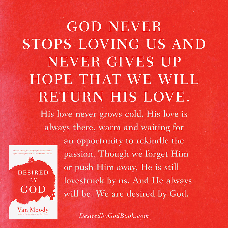 Desired by God: Discover a Strong, Soul-Satisfying