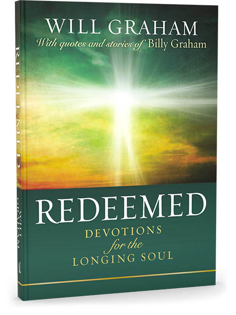 Redeemed: Devotions for the Longing Soul by Will Graham
