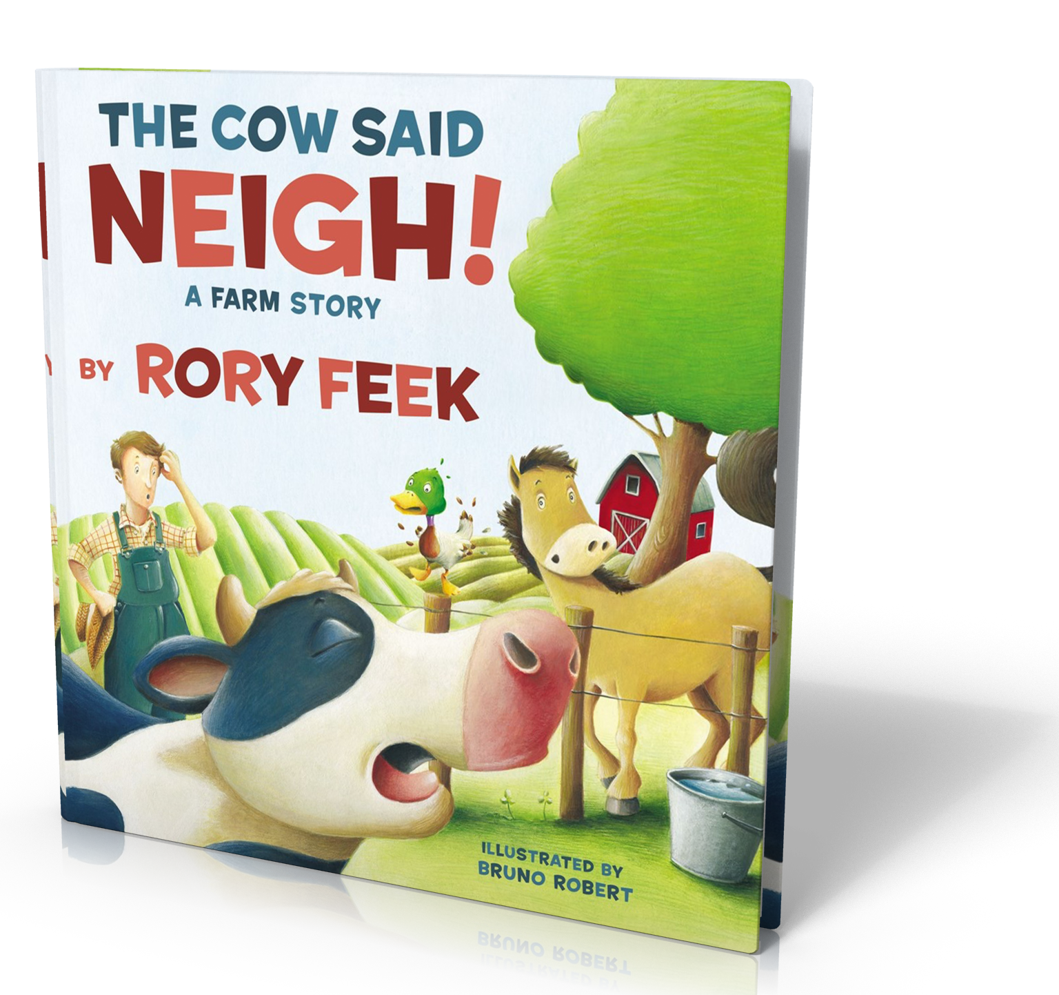 The Cow Said Neigh by Rory Feek