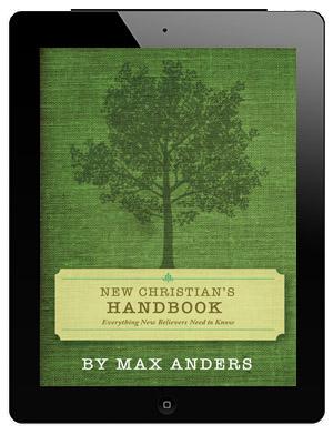 New-Christians-Handbook - Marketing Pages