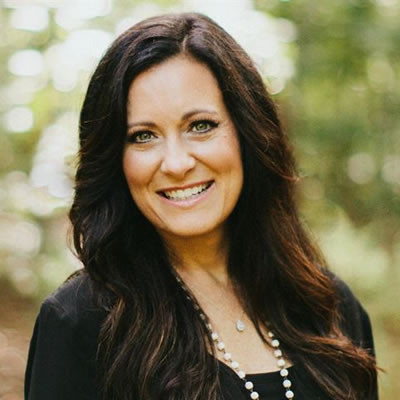 Lysa TerKeurst endorses Unshakable Hope by Max Lucado