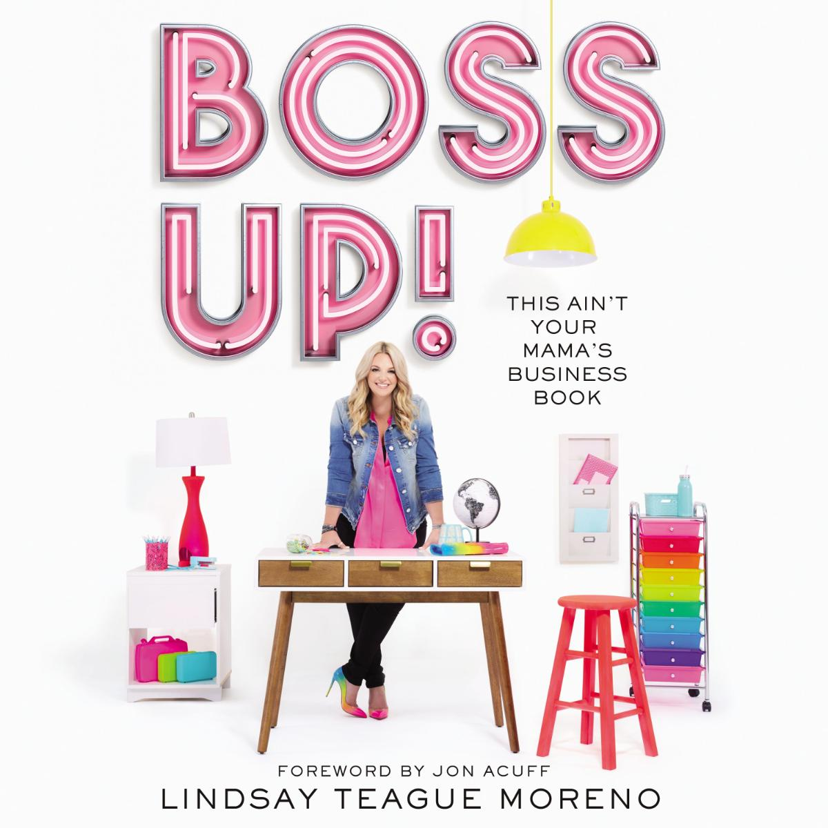 Boss Up Audiobook Pdf Marketing Pages