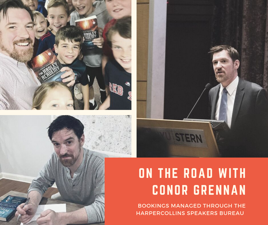 On the Road with Conor Grennan