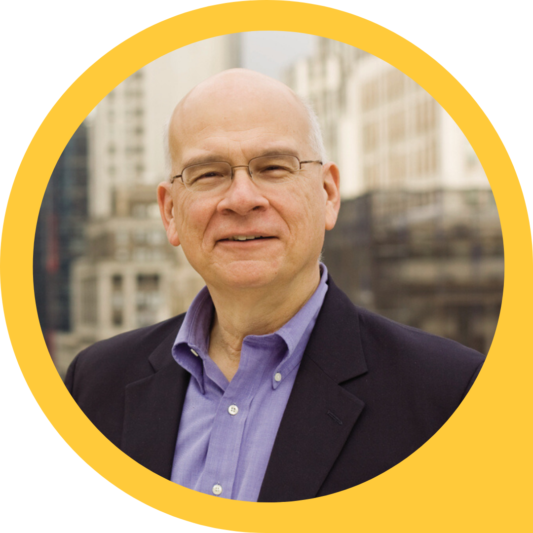 Tim Keller portrait