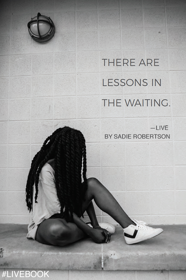 Quote from Live by Sadie Robertson