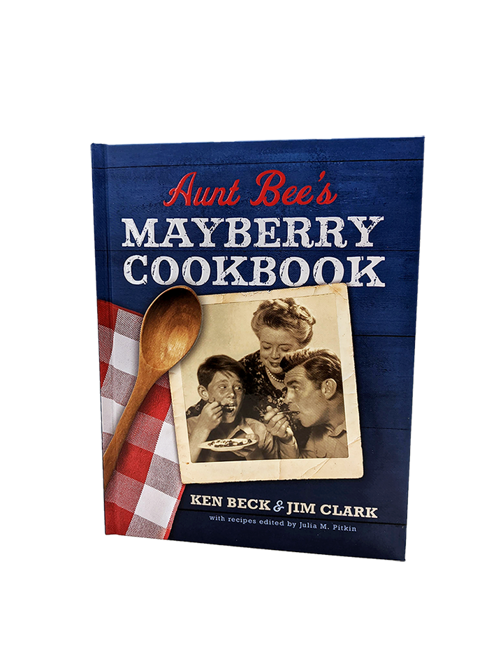 aunt bee's mayberry bookbook cover