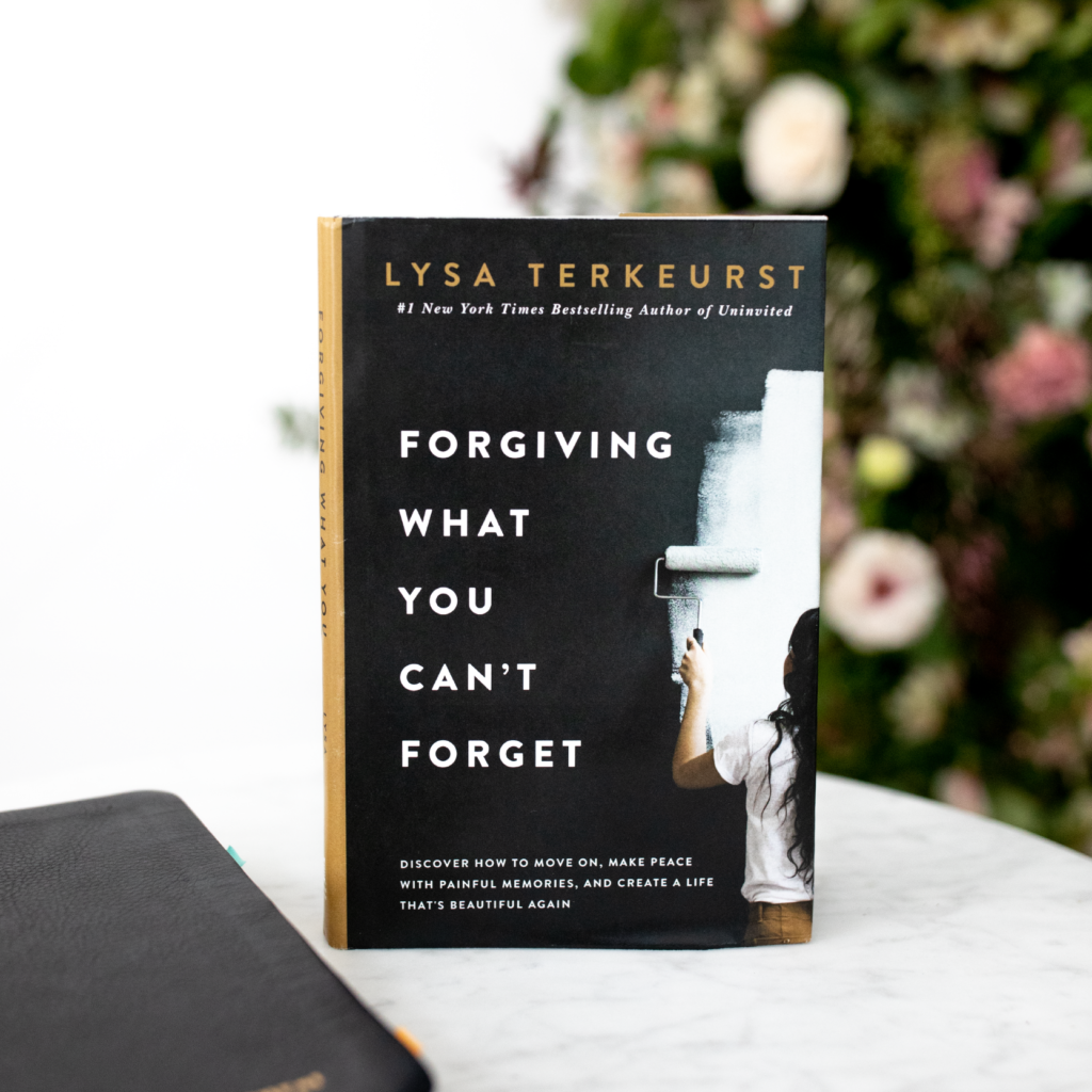 """Lysa TerKeurst Talks Unresolved Personal Pain and Her Journey of Forgiveness in New Book """"Forgiving What You Can't Forget"""""""